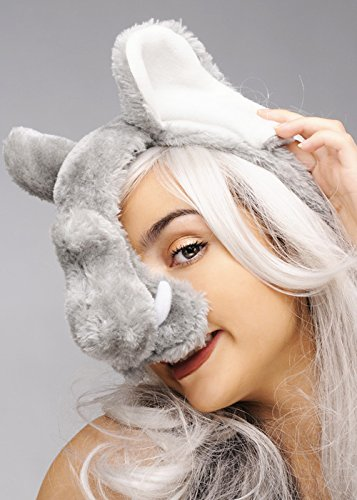 Magic Box Máscara de Elefante en Diadema