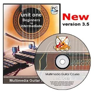 Year One - Multimedia Guitar Course for Beginners