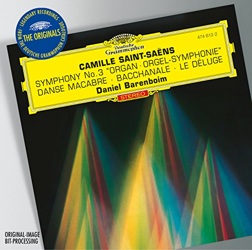 "Saint-Saens: Symphony No.3 ""Or..."