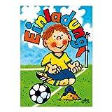 Lutz Mauder Lutz mauder25816Fritz Flanke Fußball Einladung Karten Set
