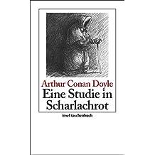 Eine Studie in Scharlachrot: Roman (insel taschenbuch)