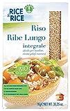 Probios Riso Lungo Ribe Integrale - 6 pezzi da 1 kg [6 kg]