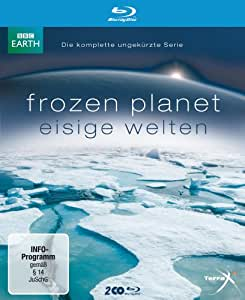 Frozen Planet - Eisige Welten [Blu-ray]