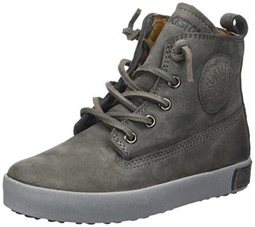 Blackstone Worker On Foxing CK02 - Zapatillas de deporte de Piel para...