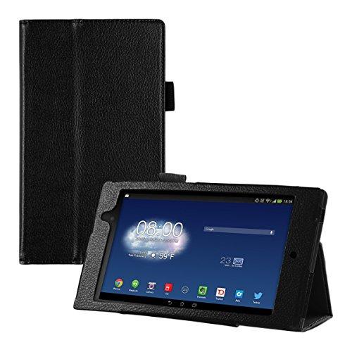kwmobile ASUS Memo Pad 7 ME572 C/CL Hülle - Tablet Cover Case Schutzhülle für ASUS Memo Pad 7 ME572 C/CL mit Ständer