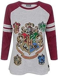 98bbbe502 Amazon.co.uk: Harry Potter - T-Shirts / Tops & Tees: Clothing