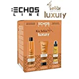 Echos Line Kit Seliar Luxury Shampoo 350ml + Maske 300ml + Öl 100ml