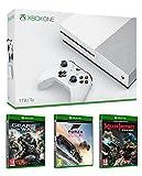Xbox One S 1Tb + Gears of War 4 + Forza Horizon 3 + Killer Instinct (Definitive Ed.)