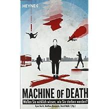 Machine of Death: Kurzgeschichten