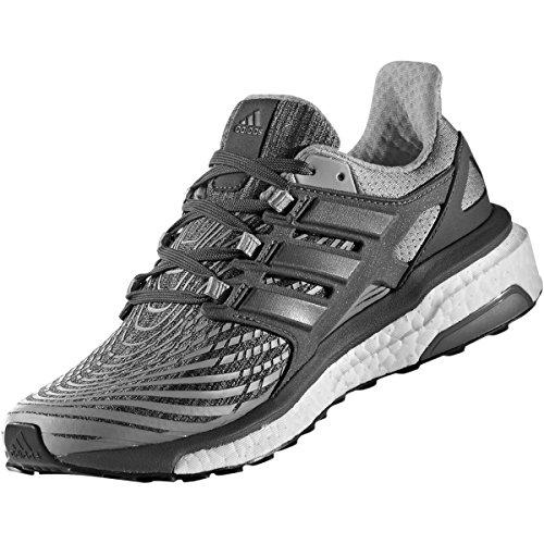 adidas Energy Boost Lady | BB3456, Größe:US 10 - EURO 42 2/3- CM 27 - UK 8.5 (Womens Running Schuhe-größe 10)