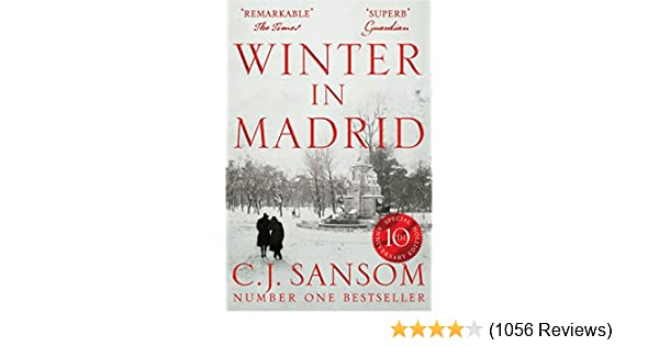 Winter in madrid ebook c j sansom amazon kindle store fandeluxe Image collections