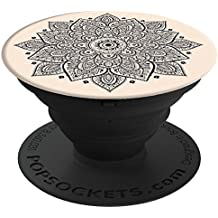 PopSockets Expanding Grip Case with Stand for Smartphones and Tablets - Chakra