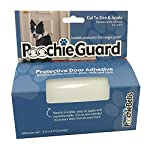 PoochieGuard Invisible Lightweight Protective Clear Film for Your Home's Doors, Windows and More; Protect Your Home From… 5