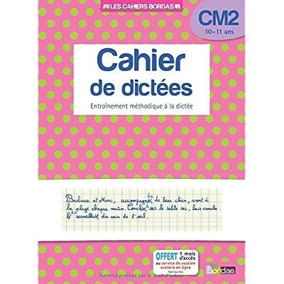 Cahier De Dictees Cm2 Pdf Complete Trentonparker