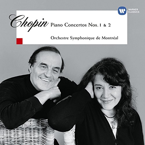 Chopin : Concertos pour piano n° 1 et n° 2