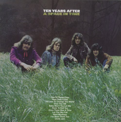 Ten Years After: A Space In Time (2012 Reissue) (Audio CD)