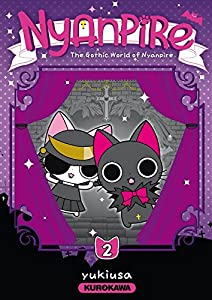 Nyanpire Edition simple Tome 2