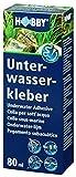 Hobby 11962 Unterwasserkleber, Mini-Kartusche, transparent, 80 ml