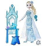 Disney Frozen c0453el2 ELSA und Krönung Vanity Puppe Set