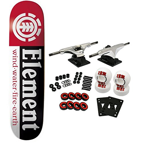 element-skateboards-section-complete-skateboard-black-by-element