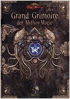 Pegasus Spiele Cthulhu: Grand Grimoire (Hardcover) limitierte Ausgabe