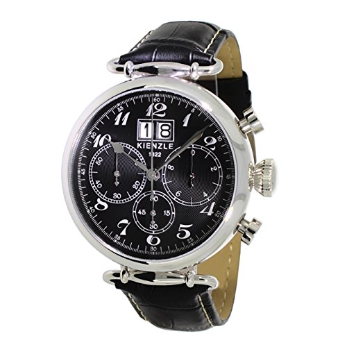 1822Retro Orologio da polso uomo KIENZLE, cronografo, K17–00102