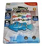 Mein Haustier Fisch Robo Fisch Grüner Fisch mit Extra-Satz von Batterien