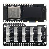 Ils - ESP32 OLED-Modul für Arduino ESP32 OLED Wifi + Bluetooth Doppel ESP32 ESP-32S Esp8266 OLED-Modul mit Esp8266 Dehnplatte