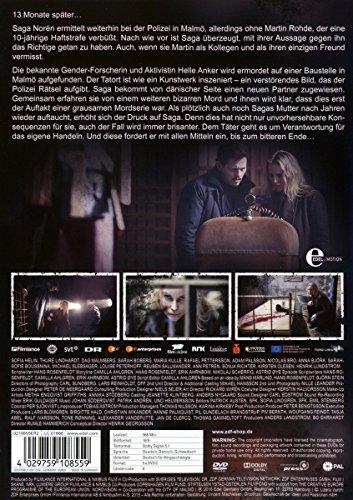 Die Brücke - Transit in den Tod - Staffel 3 [5 DVDs]: Alle Infos bei Amazon