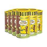 frusano Janosch Panama Glück Bio Kakao, 250g 6er Pack