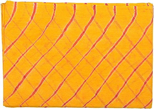 Shahi Pagdi and Safa House Men's Cotton Turban Cloth (Multi-Coloured, 9 Meters)