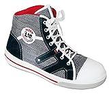 ELTEN Sneaker L10 Jeans Mid S2 Sicherheitsschuhe 76105, Schuhgröße:46 (UK 11)