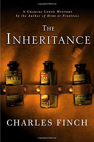 The Inheritance (Charles Lenox Mysteries)