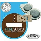 PureGusto - Sumatra Crema - ESE Coffee Pods (100) - FREE DELIVERY