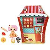 Lalaloopsy Mini Sweet Shop with Figure and Accessories Cherry Crisp Crust