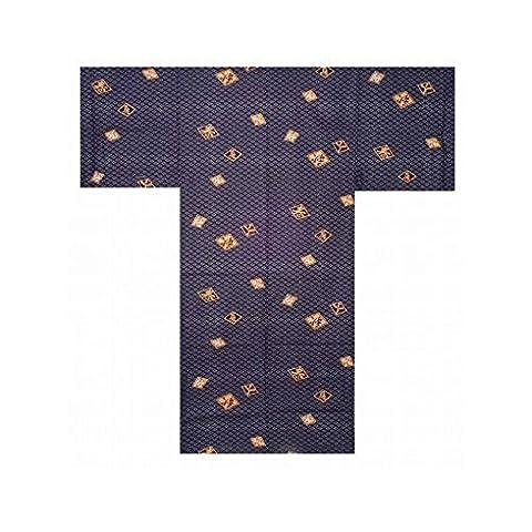 Yukata Japonais Authentique Kimono Modele Dragon Puissant #996