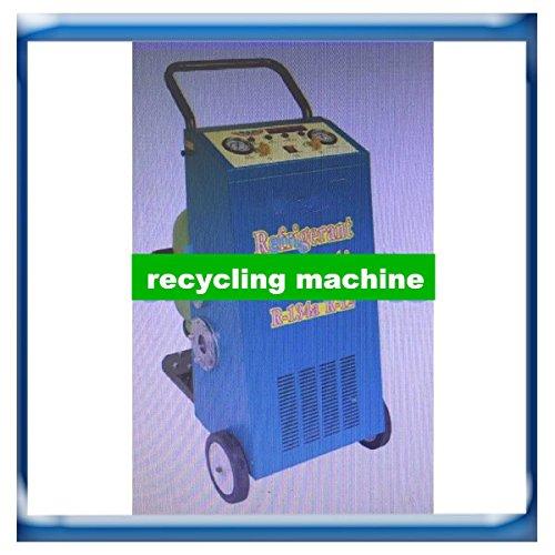 Gowe AC Kompressor Kältemittel Maschine für hohe Effizienz Full Automatischer AC Kompressor Kältemittel Maschine Kältemittel Recovery und Recycling Maschinen - Recovery-maschine