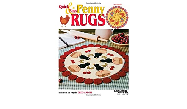 Buy Quick Easy Penny Rugs Book Online At Low Prices In India
