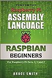Raspberry Pi Assembly Language RASPBIAN Beginners (English Edition)