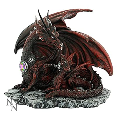 Nemesis Now Mothers Lair Jewelled Dragon 19cm Figurine Ornament Statue Alator Range