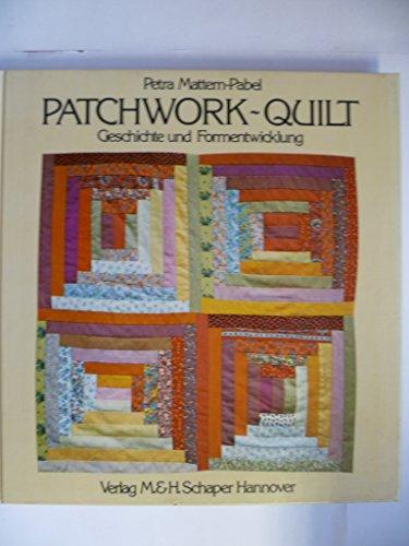 Der amerikanische Patchwork-Quilt (Quilts Amerikanische)