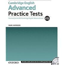 Cambridge English Advanced Practice Tests: Cambridge English Advanced Practice Test with Key Exam Pack 3rd Edition (Cambridge Advanced English (CAE) Practice Tests)