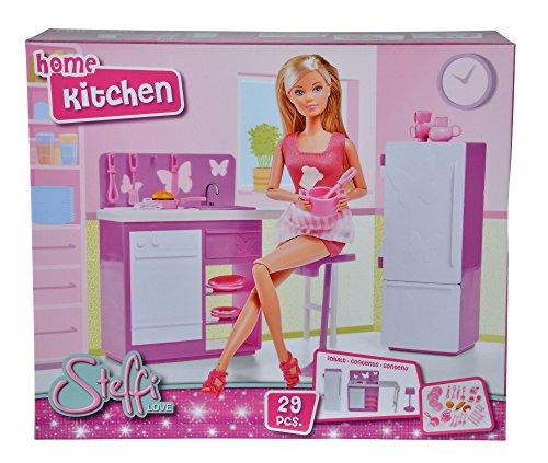 Simba 104663233Steffi Love Home Kitchen Accesorio para muñecas