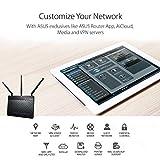 Asus AC1900 RT AC68U Dual-Band Wireless Gigabit Router (Black)