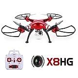 GoolRC Syma X8HG 8.0 MP HD fotocamera RC Quadcopter con barometro impostare...