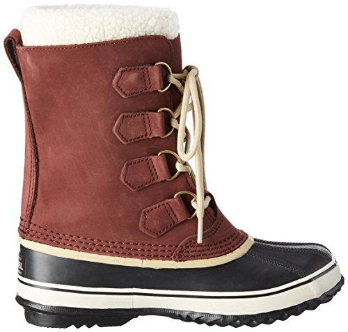 Sorel 1964 PAC 2, Damen Warm gefütterte Schneestiefel, Braun Braun (Redwood, British Tan 628Redwood, British Tan 628)