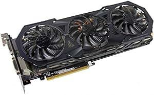 Gigabyte GTX 980 Gamming Scheda Video, VGA, 4 GB, PCIe, Nero