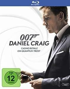James Bond Box [Blu-ray]
