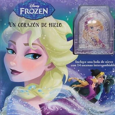 Frozen. Un corazón de hielo de Libros Disney