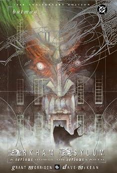 Batman: Arkham Asylum par [Morrison, Grant]
